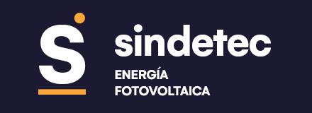 Logo Sindetec azul
